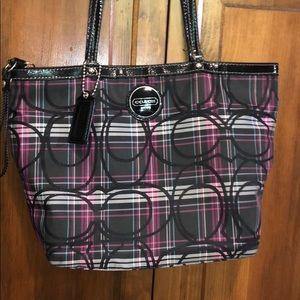 cute coach purse
